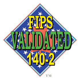 FIPS Validated badge
